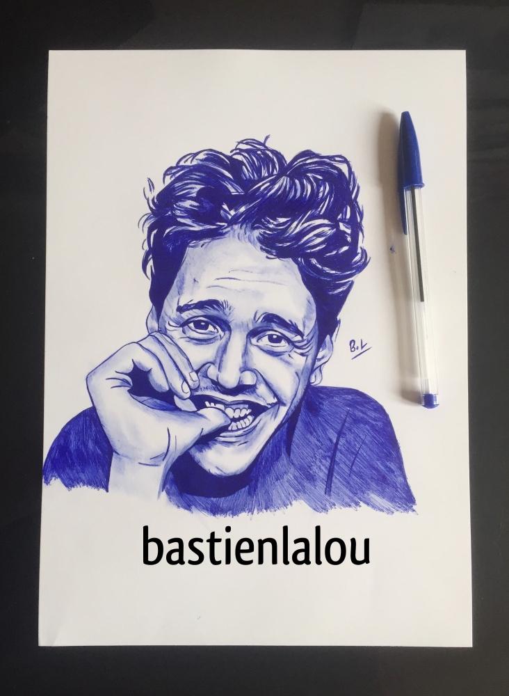 Xavier Dolan by bastienlalou